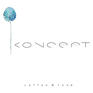 Koncept coffee & food