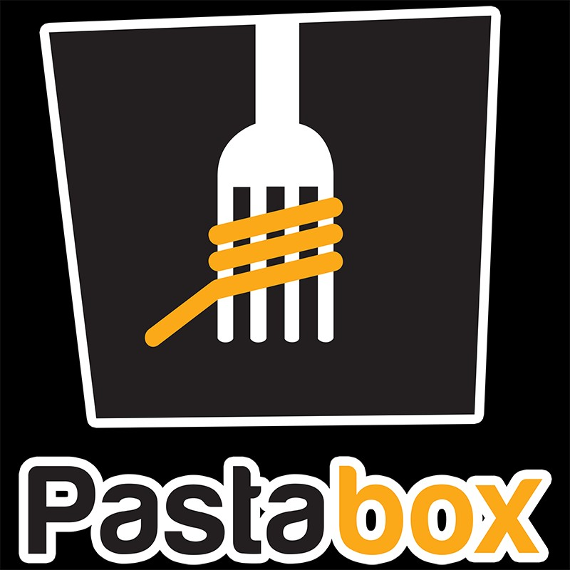 Fast food Pasta Box